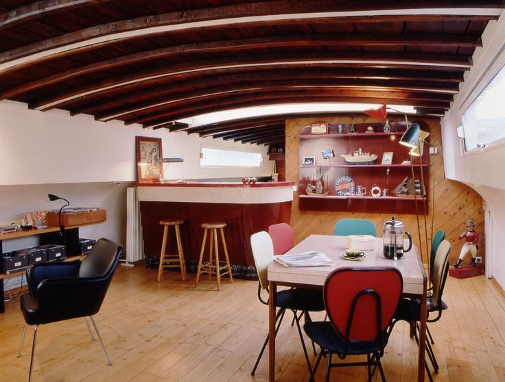 Interiors By Menossi - La Peniche (France)
