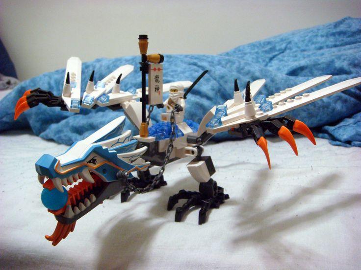 Zane Ninjago Dragon | Fox's Tales: Lego Ninjago Dragon Review