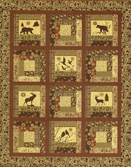 17 Best Images About Wild Quilts On Pinterest Quilt Sets