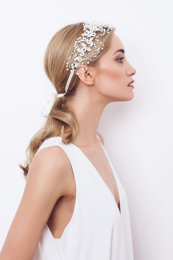 DECOLOVE - Weaved Dew Headpiece