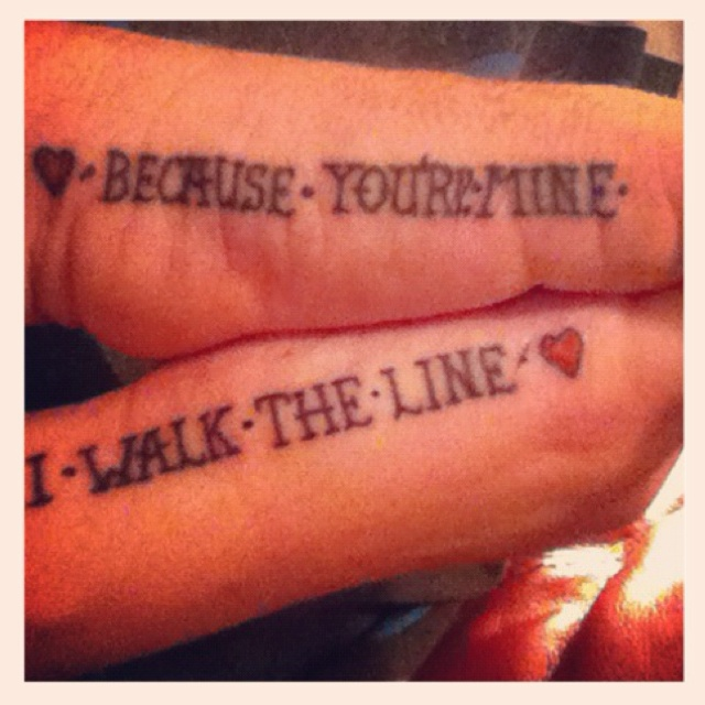 Tattoo Quotes For Husband And Wife: 25+ Best Couple Tattoo Quotes On Pinterest