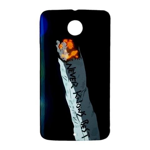 FLCL Never Knows Best Google Nexus 6 Case Cover Wrap Around