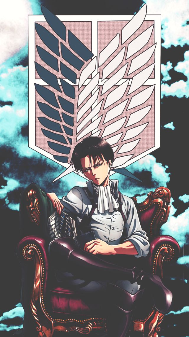 Levi | He's the Queen and we all know it..
