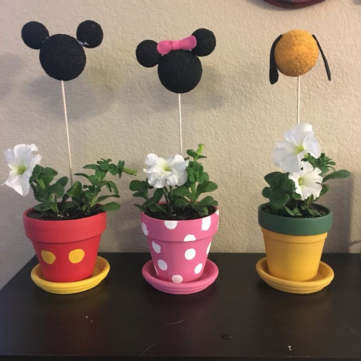 Diy Crafts Flower Pots