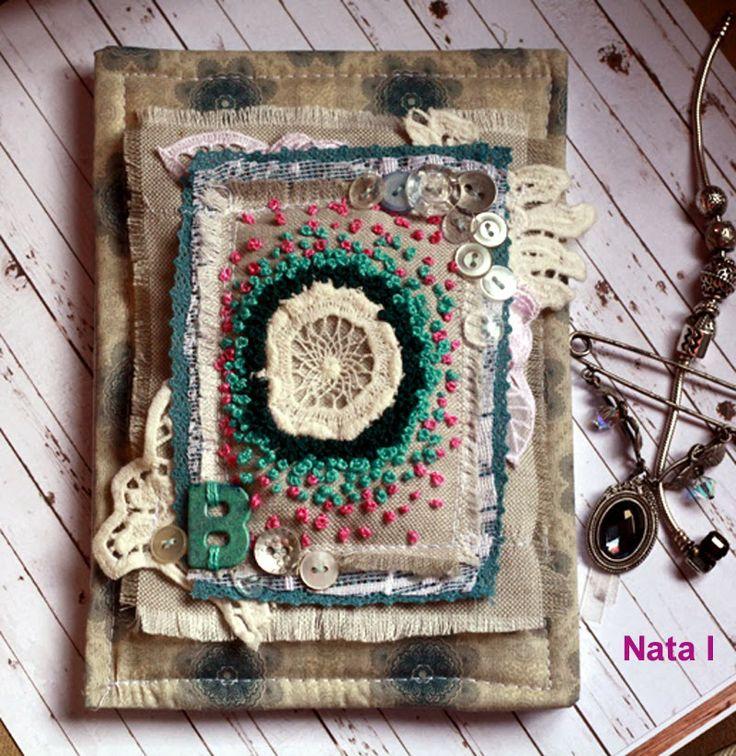 """Хоббимания... с теплом... от сердца к сердцу: Softbook и деревья...и """"Чай с корицей"""""""