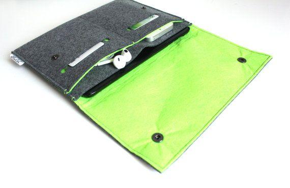 iPad mini Case Organizer / iPad mini Case / iPad mini by Bholsa, $41.00