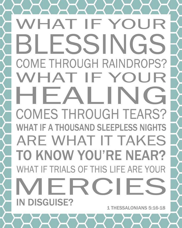 Blessings :)