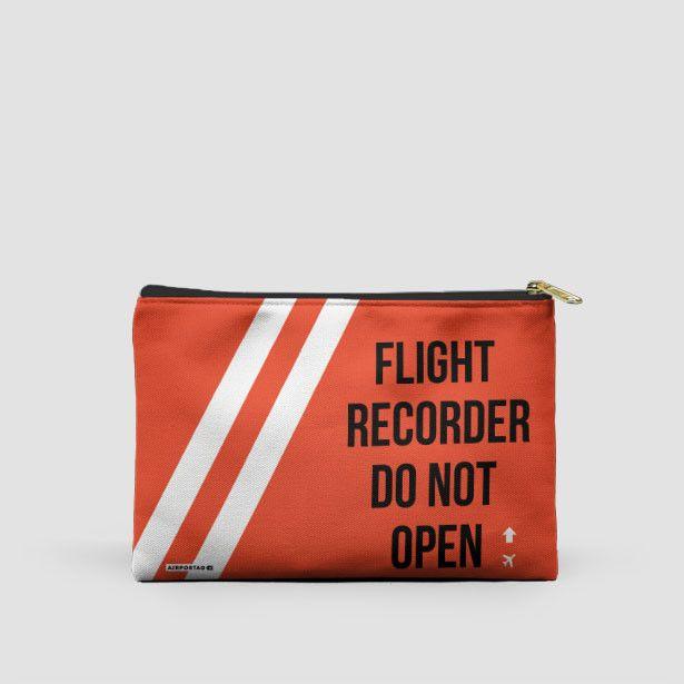 Flight Recorder - Pouch Bag