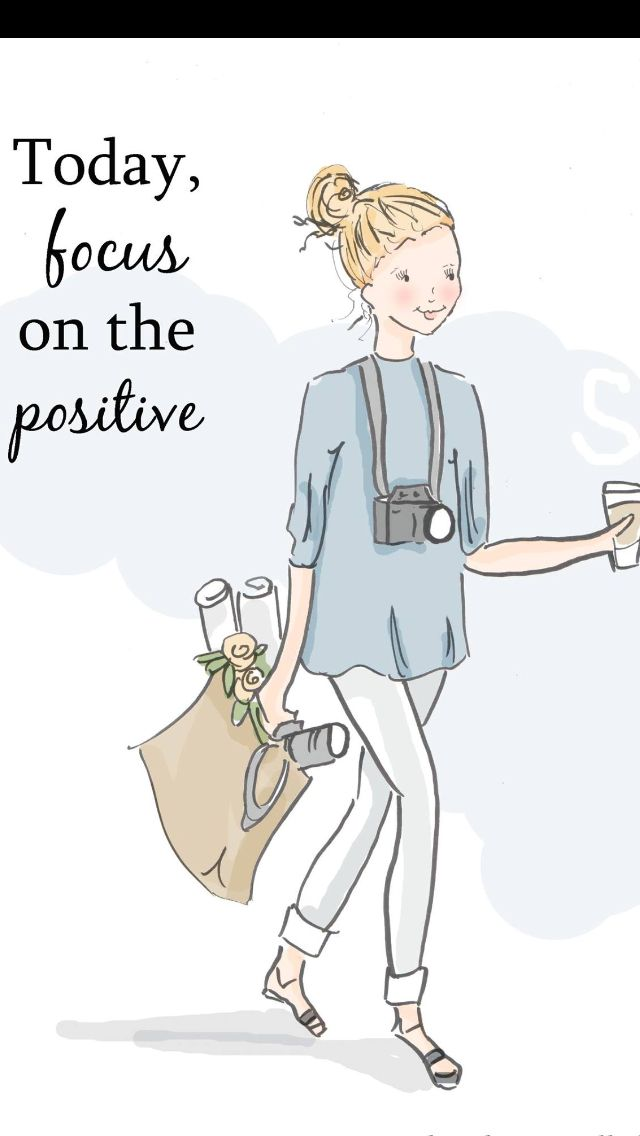 Focus on positive :) Believe that YOU can... and Smile to attract positive vibes Good Morning⏰