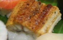 Sushi met Oosterse paling
