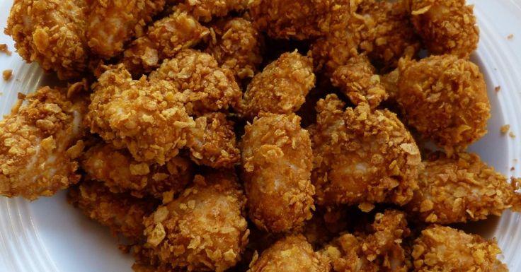 Chicken Nuggets ruckzuck by Cajun on www.rezeptwelt.de