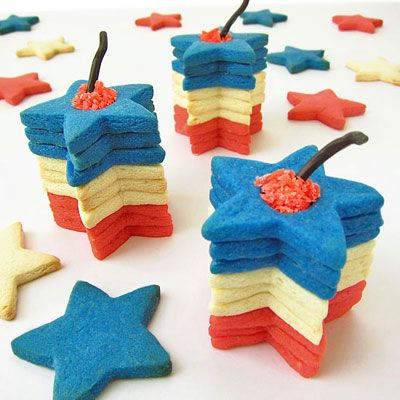 These dessert and cupcake recipes will be the stars of your Fourth of July party.