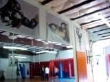 "The ""new"" Muay Thai Academy International, Santa Clara, CA - only 22 years old :p"