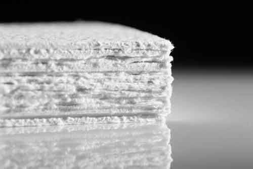 Cartoncini per Letterpress, by Carta a mano nelle Ande, 100% cotone
