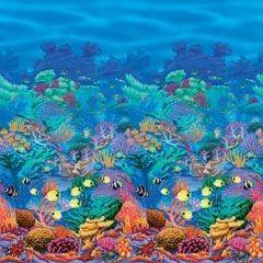 Coral Reef Scene Setter