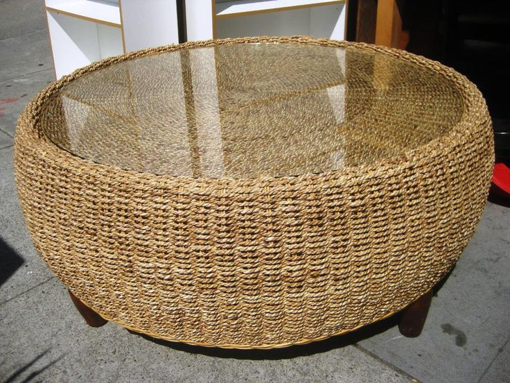 100+ Round Wicker Coffee Table - Best Modern Furniture Check more at http://livelylighting.com/round-wicker-coffee-table/