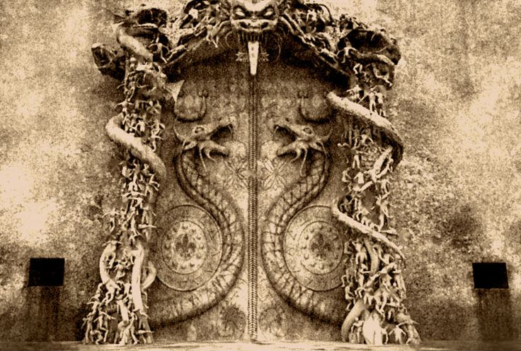 The door at Padmanabhaswamy temple remains a mystery. This is one of the most protected places on the planet and this sealed door its the probable reason.