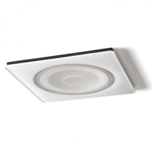 Ledeshi Flow2 II LED inbouw downlight 14Watt 3000K 125x125mm