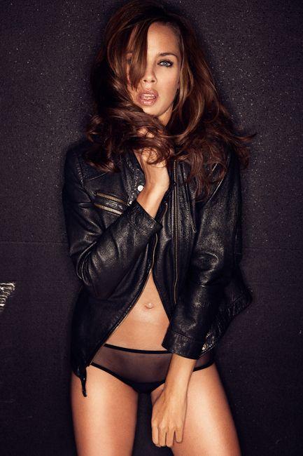 Boudoir/Glamour Photography Ideas Black Jacket