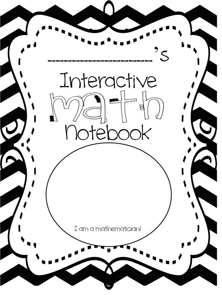 First Grade Wow: Interactive Math Notebook. Hands down my favorite blog & it's always free...