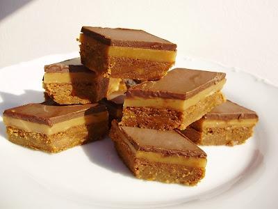 Čistinkina vareška: Pečené karamelky