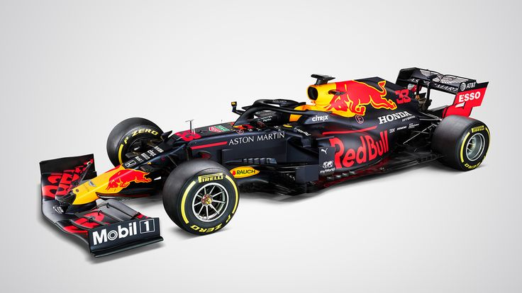 Red Bull Launch Rb16 Verstappen And Albon S 2020 F1 Car Revealed Formula 1 In 2021 Red Bull Racing Red Bull Formula 1 Car