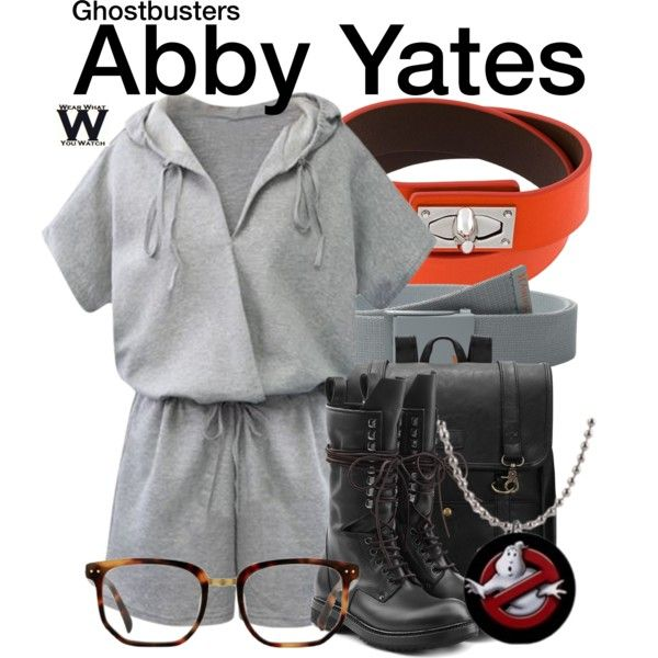 Inspired by Melissa McCarthy as Abby Yates in 2016's Ghostbusters