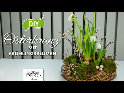 Diy Ausgefallene Blumendeko Selber Machen Deko Kitchen