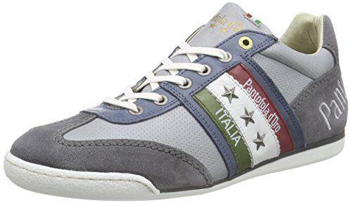 Pantofola d'Oro ASCOLI PICENO, Herren Sneakers, Grau (GREY VIOLET), 45 EU - http://on-line-kaufen.de/pantofola-doro/45-eu-pantofola-doro-ascoli-piceno-herren-2
