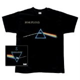 Pink Floyd Dark Side Of The Moon T-Shirt Medium (Apparel)By Old Glory