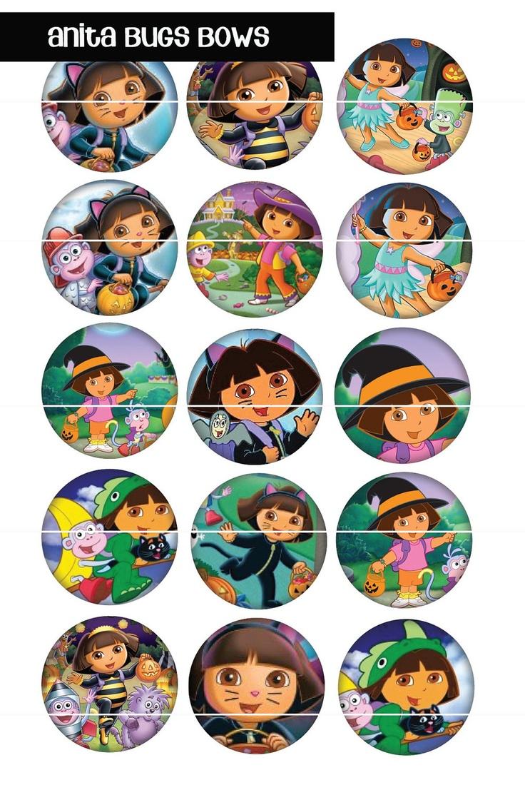 30 best Dora Halloween Party images on Pinterest