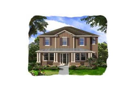 FishHawk Ranch by Ashton Woods Homes in Lithia, Florida