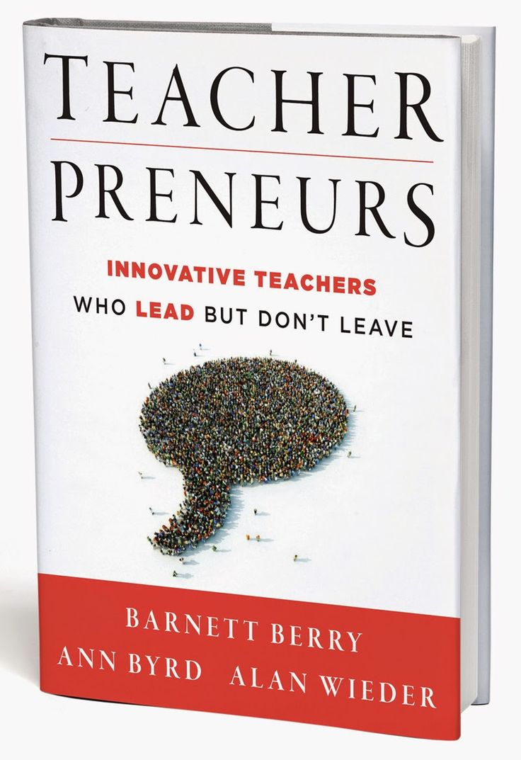 20 best virtual book club images on pinterest book clubs teaching teacherpreneurs innovative teachers who lead but dont leave by barnett berry ann byrd and alan wieder from the center for teaching quality fandeluxe Image collections