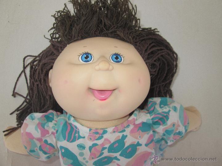 cabbage patch kids muñeca repollo año 1990 hasb - Comprar Otras ...