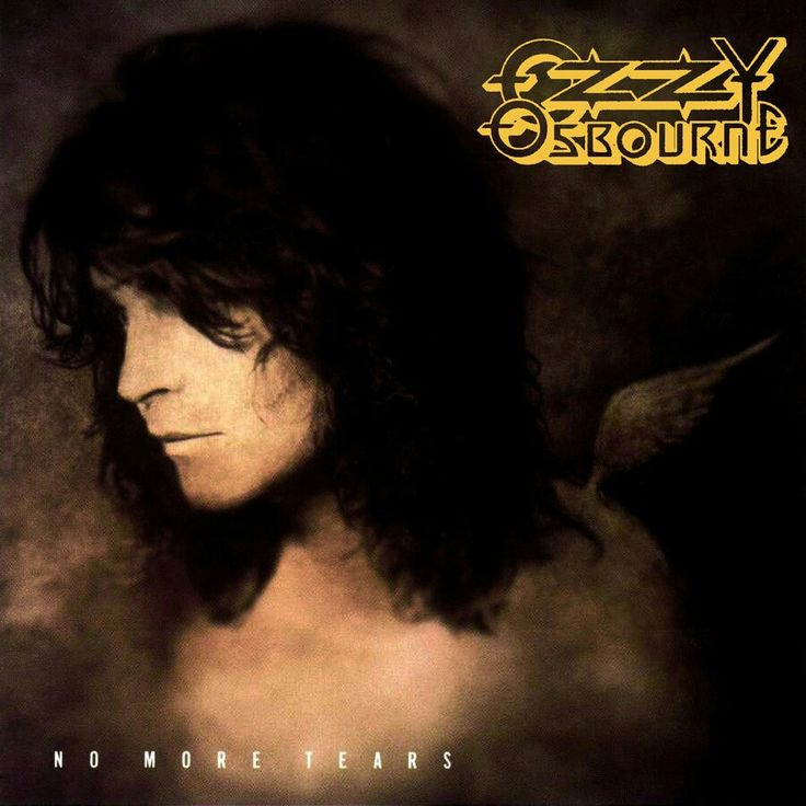 Ozzy Osbourne - No More Tears.