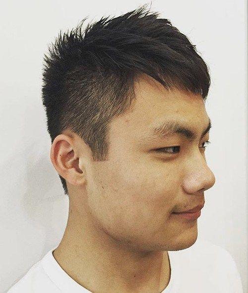 Fine 17 Best Ideas About Asian Men Hairstyles On Pinterest Korean Men Short Hairstyles For Black Women Fulllsitofus