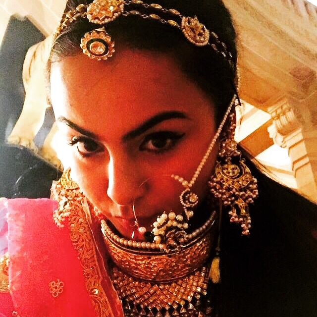 Jewellery of rajasthan!