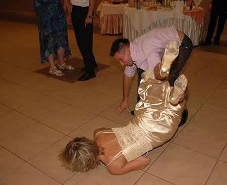 dancing LOL