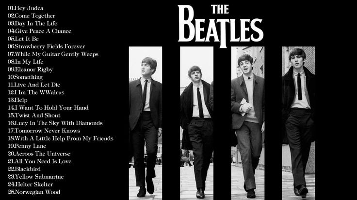 The Beatles Greatest Hits 2017| The Best of Beatles