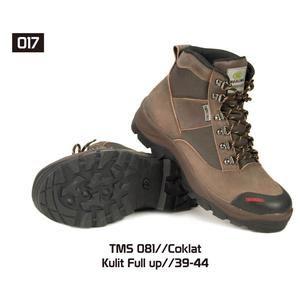Sepatu Gunung Hiking Pria [TMS 081] (Brand Trekking) Produk Bandung