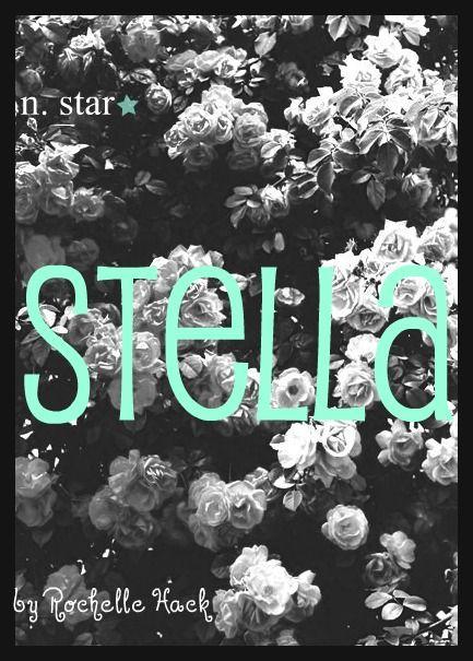 Baby Girl Name: Stella. Meaning: Star. Origin: Latin; Romanian. http://www.pinterest.com/vintagedaydream/baby-names/