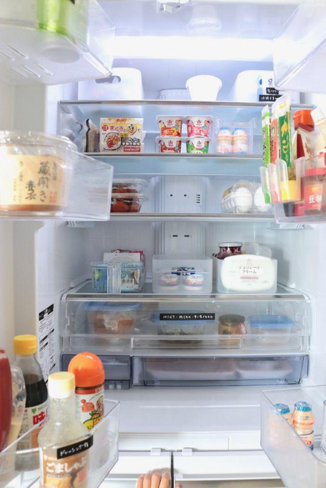 ライフオーガナイザーの冷蔵庫収納術 定位置を決める3ステップ 片づけ収納ドットコム 冷蔵庫 収納 インテリア 収納 収納