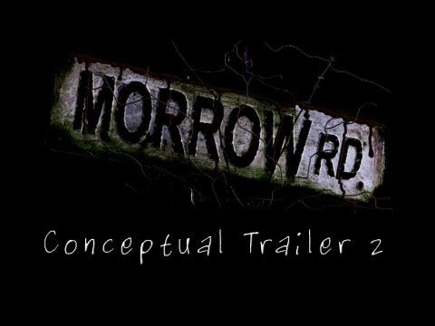 Ok, so I have a vested interest (my paintings are in here) - Hopefully a horror movie coming soon: Morrow Road Trailer 2 - YouTube