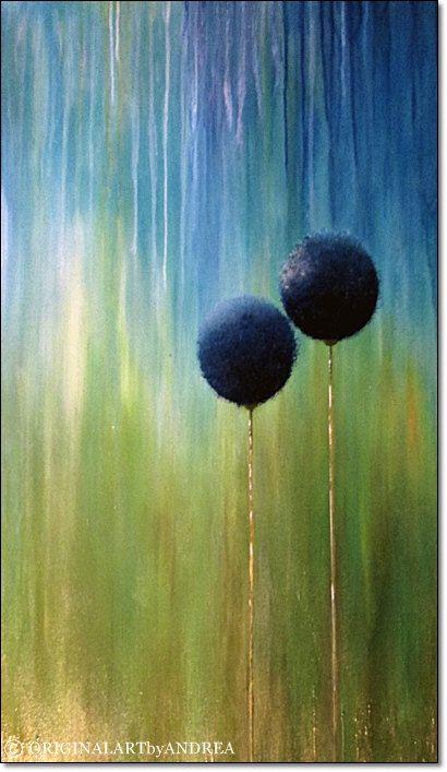 Vielen Sie Dank für Ihren Besuch und genießen Sie!  Dies ist ein schönes texturierte original Acryl abstrakt blumen Landschaft Bild mit dem Titel: Mio Amore  Es ist eine strukturierte Acrylgemälde auf Galerie gewickelt Säure freie Leinwand mit Heftklammer freie Kanten: Größe: 40 x 28 x 1, 2 (100cmx70cmx3cm) und es ist an den Rändern bemalt, so dass keine Notwendigkeit für Frame fertig zum Aufhängen ist.  Hochwertigen Glanz Lack angewendet wurde und das Bild ist von mir unterschrieben und…
