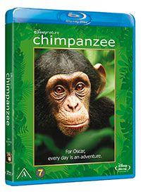 Recension av Chimpanzee. En Naturfilm av Alastair Fothergill och Mark Linfield.