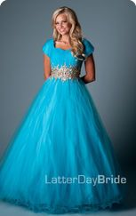 Bridal and Prom Dresses LDS