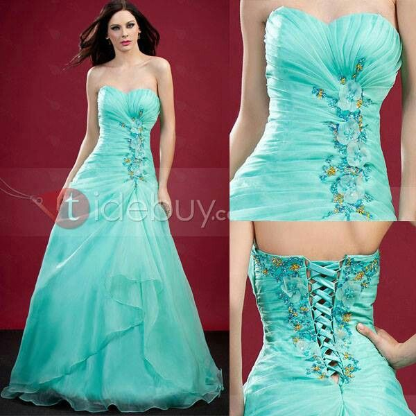 1000 images about pink and aqua wedding on pinterest for Aqua blue dress for wedding
