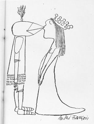 An Andre Francois cartoon.
