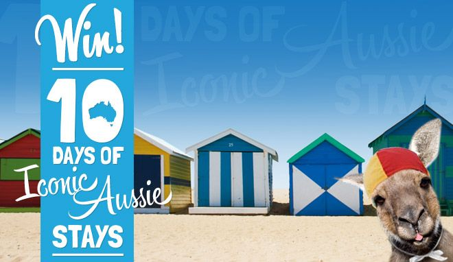 Celebrating Australia Day: We're Giving Away Stays at 10 of the Country's Most Iconic Hotels! #Australia #win #contest