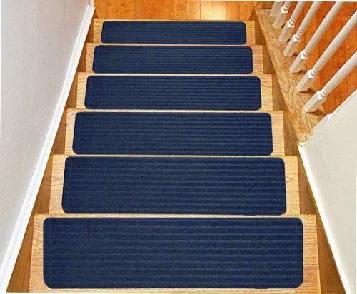 Best Stair Treads Collection Indoor Skid Slip Resistant Carpet 640 x 480